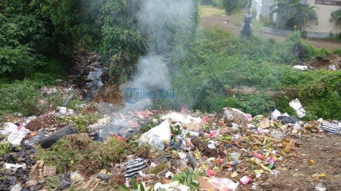 Volume Sampah di Karangasem Meningkat hingga 50 Persen Sejak 5 Hari Sebelum Galungan