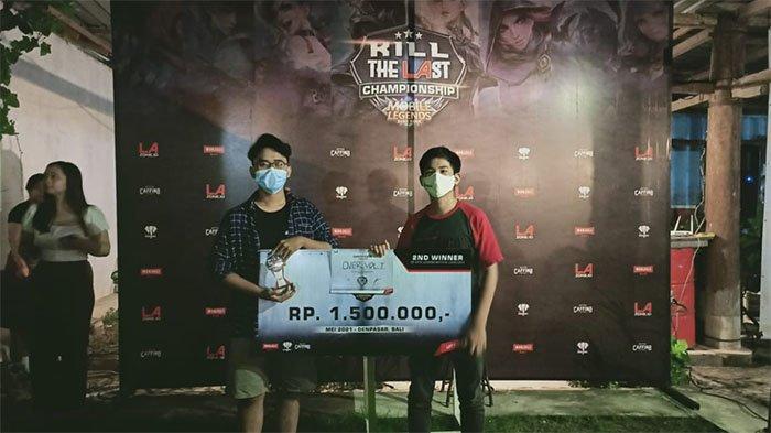 Bisnis UMKM Menggeliat Saat Turnamen Esport Kill The LAst Bali