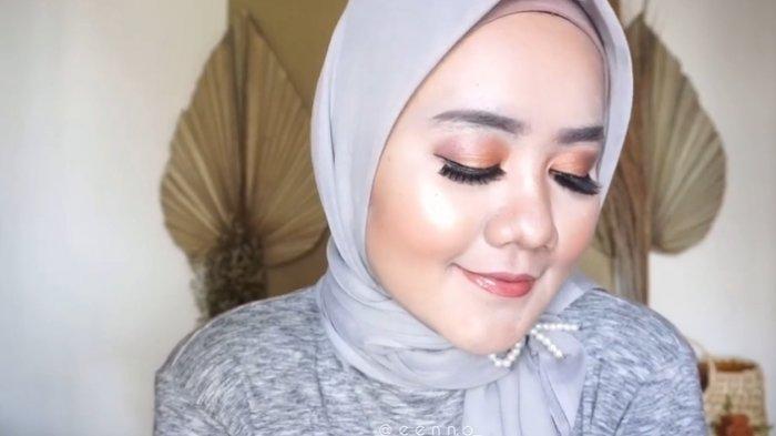 Tutorial Make Up Lebaran: TampilCantik Natural Ala Eno Beauty Blogger Muslimah Bali