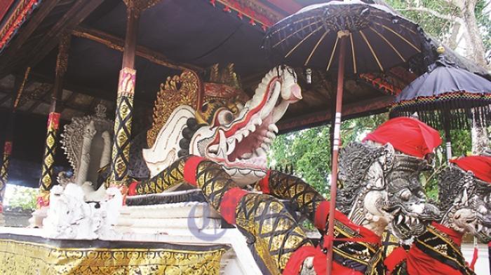 Kisah Kesaktian Ratu Gede Mas Mecaling Dalem Ped di Nusa Penida