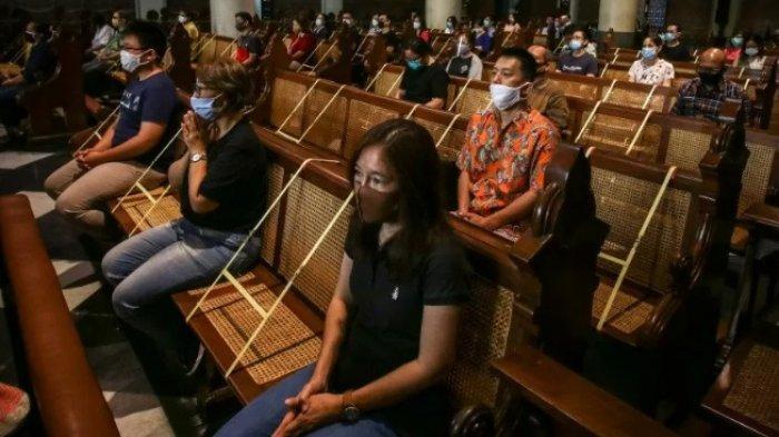 Keuskupan Agung Jakarta Imbau Umat Katolik Tidak Mudik atau Berlibur Perayaan Natal 2020