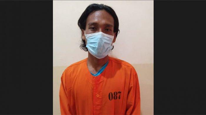 Curi HP di Denpasar, Eko Dibekuk Unit Reskrim Polsek Denpasar Barat di Lumajang Jawa Timur