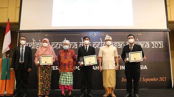 Yudisium Perdana Sarjana Komputer Fakultas Teknik & Informatika-Universitas PGRI Mahadewa Indonesia