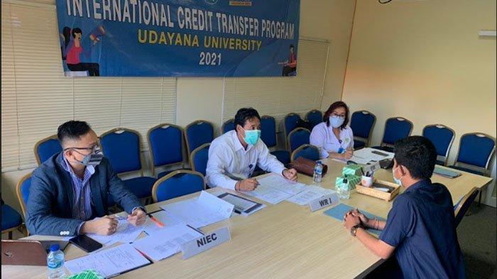 UNUD Perkuat Kompetensi Mahasiswa dengan Bangun Jejaring Internasional  Lewat IISMA