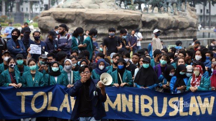 Naskah Omnibus Law UU Cipta Kerja Kembali Berubah, Presiden KSPI: Seperti Sinetron Dikejar Tayang