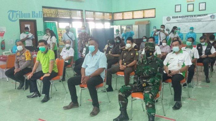 Vaksinasi Perdana Covid-19 di Klungkung Bali Digelar Hari Ini 27 Januari 2021