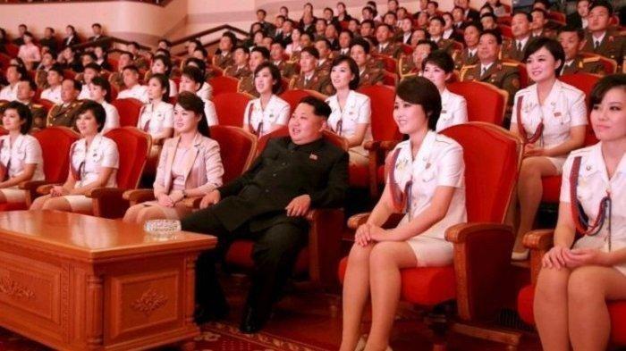 Untuk Layani Hubungan Intimnya, Kim Jong Un Rekrut 2.000 Perawan, Beli Pakaian Dalam Wanita Rp 51 M