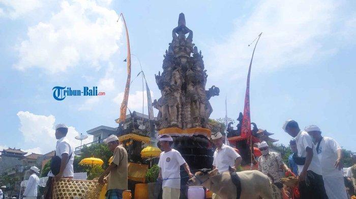 Tawur Agung Kuncup Mekar di Klungkung, Warisan Kejayaan Pusat Kerajaan di Bali