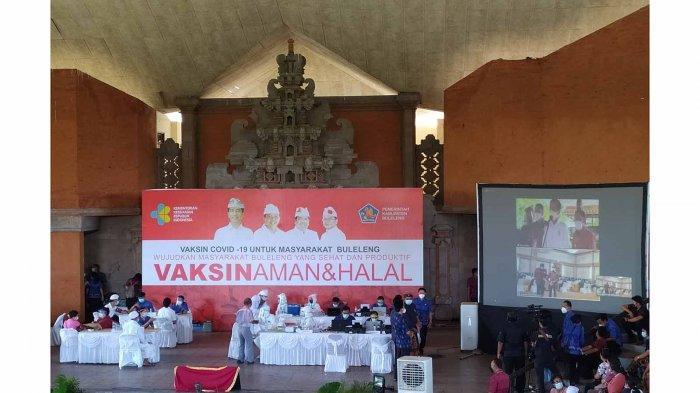Tiga Wilayah Pariwisata Buleleng Diusulkan Masuk Prioritas Pelaksanaan Vaksinasi Covid-19