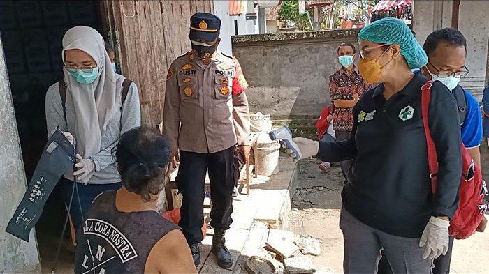 Jemput Bola, Vaksin Sasar Penyandang Disabilitas di Kelurahan BB Agung Jembrana