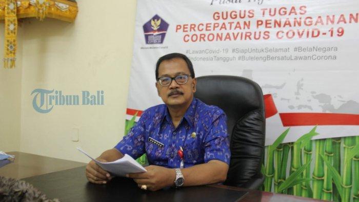 Update Covid-19 di Buleleng, Positif Bertambah 32 Orang, Sembuh 21 Orang