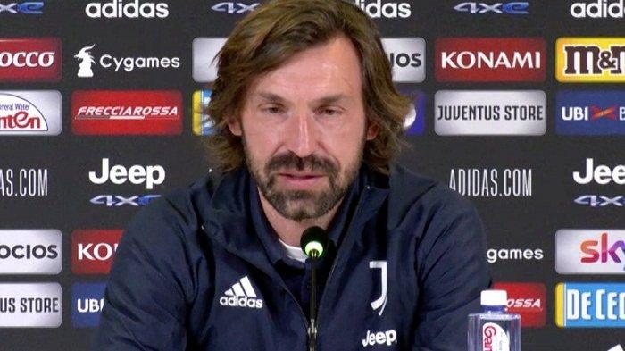 Update Jadwal Liga Italia Juventus vs Genoa, Pirlo Menyerah dan Minta Maaf Soal Performa Musim Ini