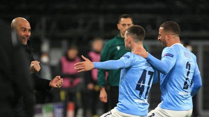 Hasil Semifinal Liga Champions, Manchester City Cetak Sejarah ke Final, Ini Komentar Pep Guardiola