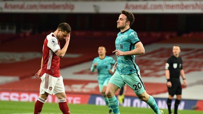 Update Hasil Liga Inggris: The Reds 'Ngamuk', Arsenal Hancur Lebur Dibombardir Liverpool 3 Gol