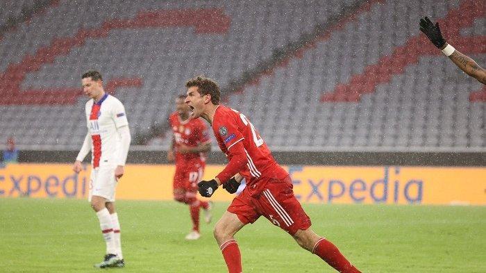 Update Liga Champions: Kehilangan Sule dan Goretzka, Bayern Munchen Terkapar di Markasnya oleh PSG