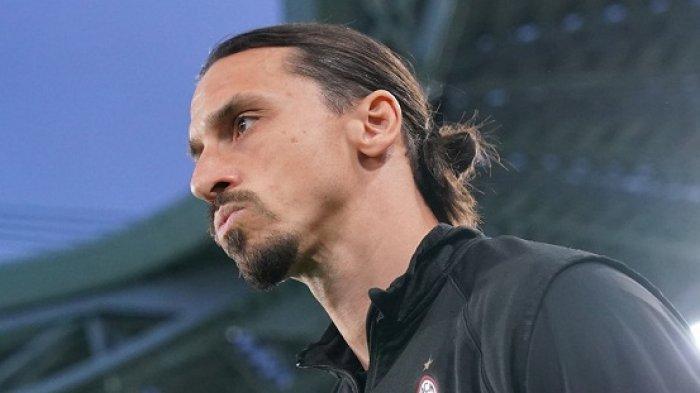 Saat Bogem Mentah Zlatan Ibrahimovic Melayang ke Eks Pemain Sayap Inter Milan Ini, Begini Kisahnya