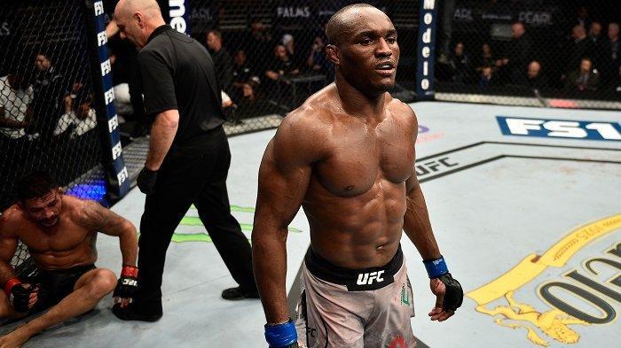 Usman Kamaru Juara Kelas Welter UFC Lontarkan Pernyataan Tegas Ingin Duel Lagi dengan Jorge Masvidal
