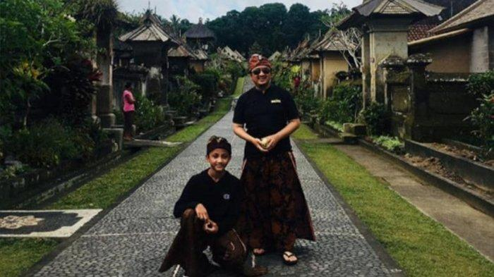 Kunjungi Desa Penglipuran Bali, Ustadz Yusuf Mansur Puji Sebagai Desa Terindah & Terbersih Se-Dunia