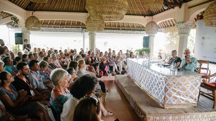 Ubud Writers & Readers Festival 2018 akan Hadirkan Susi Pudjiastuti dan Sastrawan Seniman Dunia