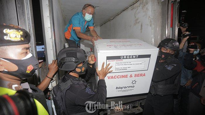 Stok Vaksin Kian Menipis, Tabanan Ajukan Tamabahan 5 ribu Vaksin Covid-19