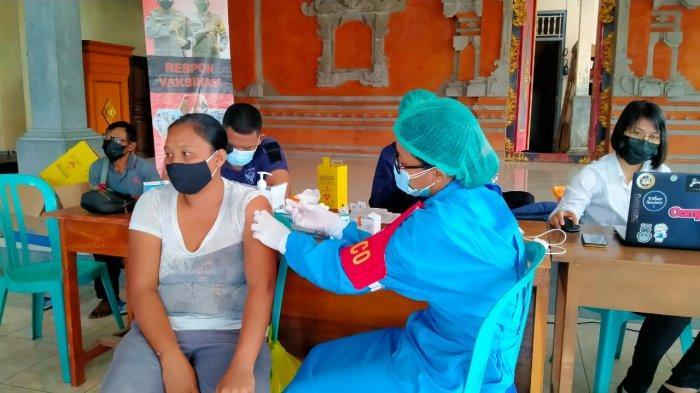Motivasi Warga Untuk Vaksinasi, Polres Klungkung Siapkan Hadiah Motor