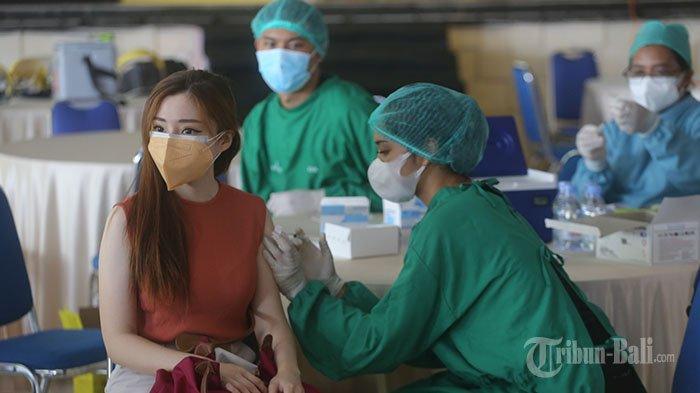 Jadwal Vaksinasi Covid-19 di Kota Denpasar untuk Rabu 15 September 2021