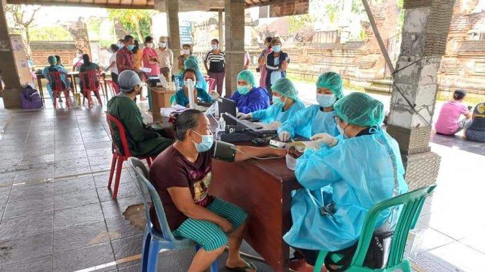 Vaksinasi Covid-19 Massal di Nusa Penida Bali Mulai Hari Ini 5 Mei 2021, Ditarget 15.000 Sasaran