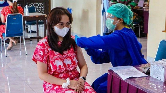 Pelaku Perjalanan Bisa Lakukan Vaksinasi Covid-19 di Lanud I Gusti Ngurah Rai hingga 20 Juli 2021