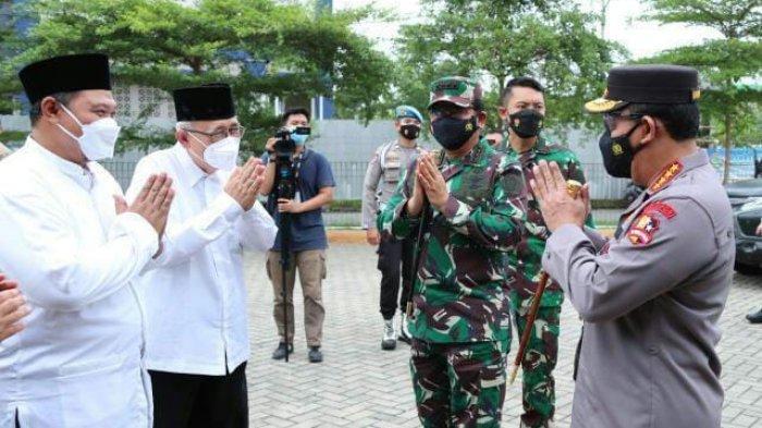 Kembali Disambangi Kapolri dan Panglima TNI, Ponpes Minhaajurrosyidin dan LDII Targetkan Hal Ini