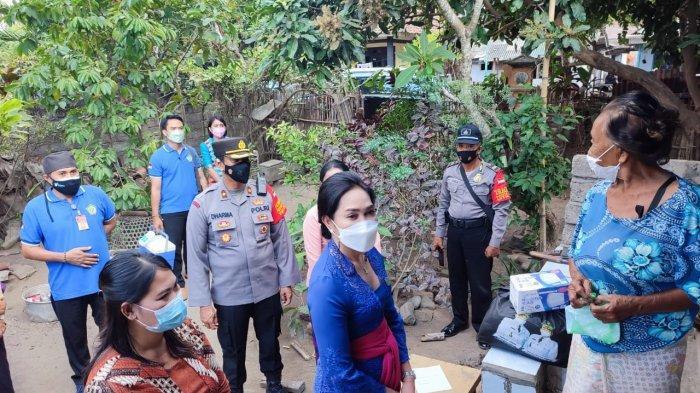 Tim Vaksinasi Puskesmas Gilimanuk Gelar Vaksinasi Secara Door to Door ke Penyandang Disabilitas