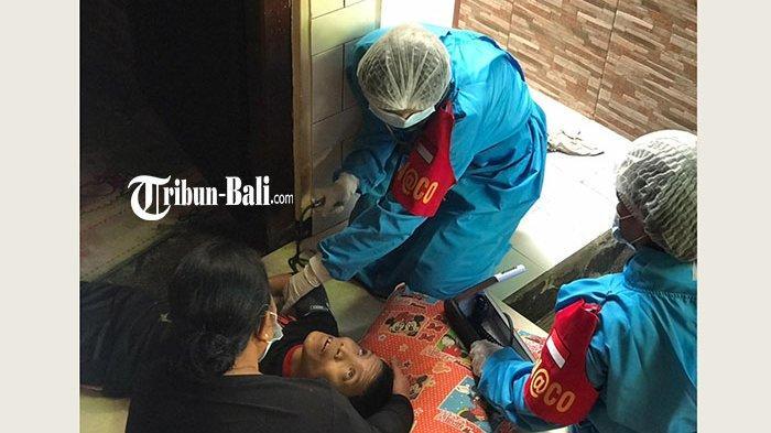 Berikan Kemudahan Vaksinasi, Satgas Covid-19 Klungkung Datangi Langsung Rumah Kaum Difabel