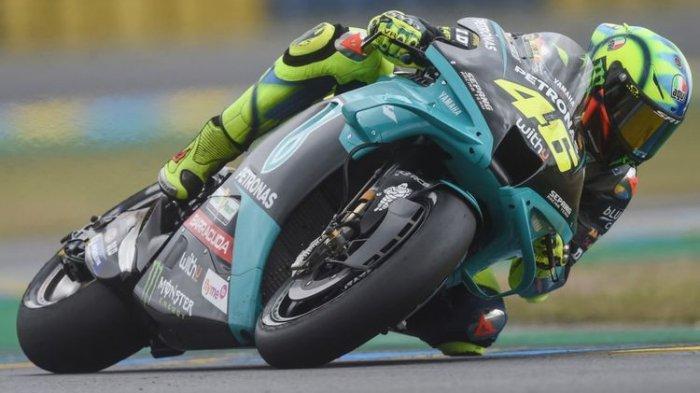 JADWAL MotoGP Austria 2021 Akhir Pekan Ini Live Trans7, Valentino Rossi Bidik 10 Besar