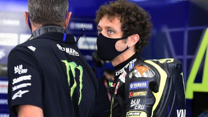 Valentino Rossi Tak Sabar Menanti MotoGP 2021, The Doctor Ingin Cetak 2 Rekor Sekaligus