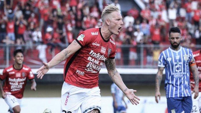 Bali United vs Bhayangkara FC, Ucapan Perpisahan Nick van der Velden pada Fans: Dua Musim yang Hebat
