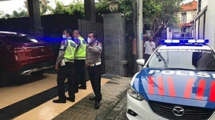 UPDATE Dirlantas Polda Bali Ungkap Pengendara Mobil Mercedes Benz yang Viral, Kombes Indra:Dia Panik