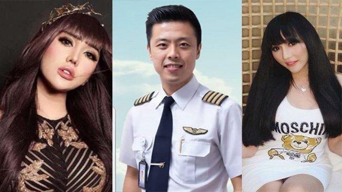 Kapten Vincent Bongkar Nama Asli Lucinta Luna di Manifest Pesawat, Istrinya Sempat Meradang