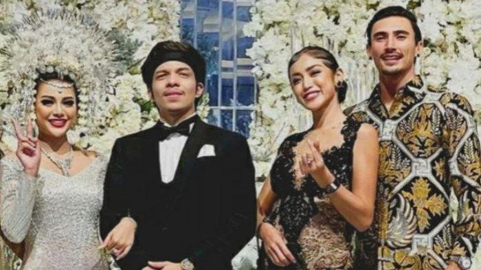 Sosok Dan Profil Vincent Verhaag, Bule yang Serasi Dengan Jessica Iskandar di Nikahan Atta Dan Aurel