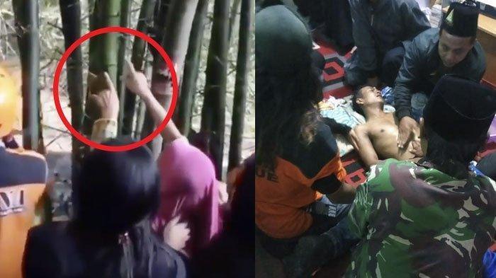 Viral Ibu Panggil Anaknya Hilang di Hutan Bambu, 32 Jam Kemudian Ehsan Ditemukan dalam Kondisi Bugil