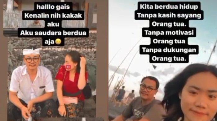 Viral Kakak Adik di Bali Tinggal dengan Bibi Sejak Kecil, Ayah Meninggal, Ibu Pergi dari Rumah