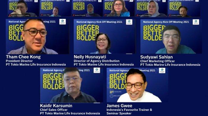 Awali 2021, Tokio Marine Life Insurance Indonesia Luncurkan 2 Produk Anyar