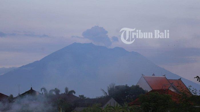 Pentingnya Evakuasi Mandiri, BPBD Siapkan Peta Rencana Evakuasi di 28 Desa Sekitar Gunung Agung