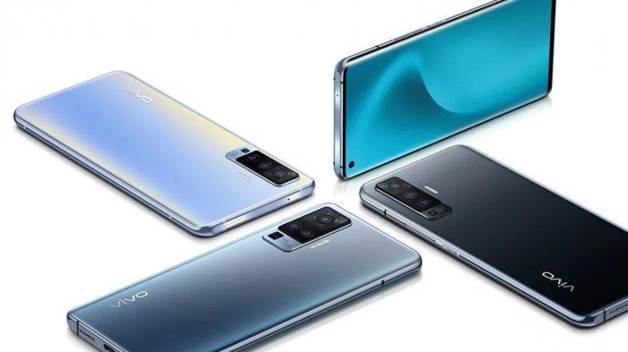 Daftar Harga Terbaru HP Vivo September 2020: Vivo Y Series Mulai Rp 1,5 Jutaan, X50 Rp 6,9 Jutaan