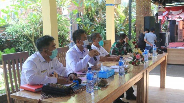 Wabup Jembrana Patriana Krisna Ajak Masyarakat Tetap Patuhi Prokes Saat Aktivitas Adat dan Keagamaan