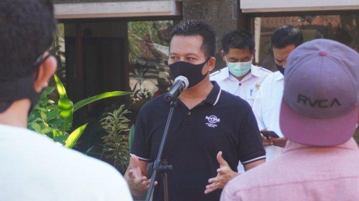 Wakil Bupati Jembrana Siap Jadi Penerima Vaksin Covid-19 Pertama