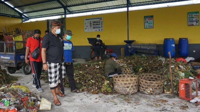 Wakil Bupati Klungkung Minta Warga Pilah Sampah dan Buang Sampah Sesuai Jadwal