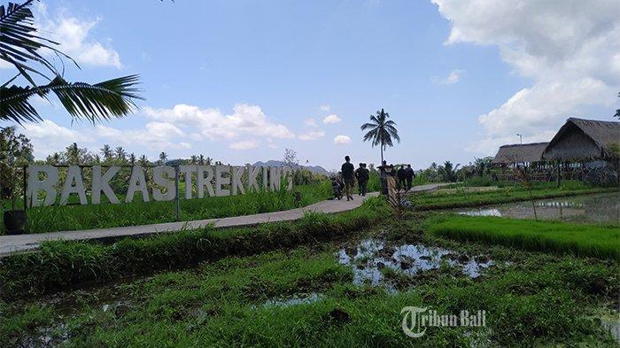Wabup Made Kasta Dorong Perkembangan Pokdarwis Desa Bakas