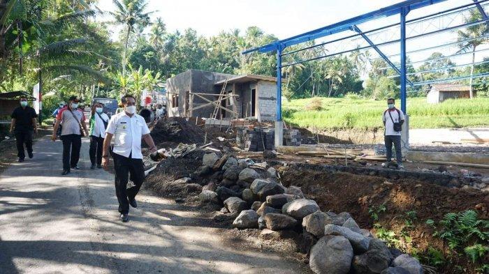 Desa Selat Klungkung Bangun TPS 3R, Anggaran Mencapai Lebih Dari Rp 800 Juta