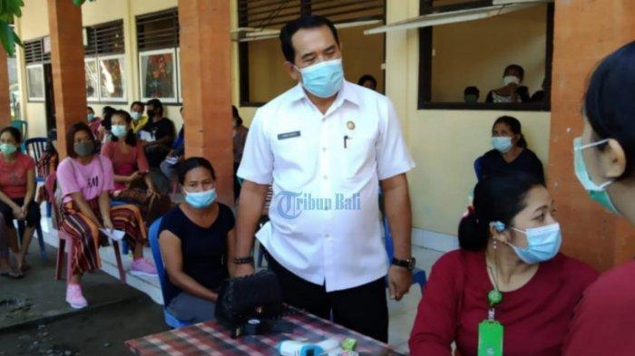 Desa Gelgel Klungkung Zona Hijau, Vaksinasi Covid-19 Tetap Berlanjut