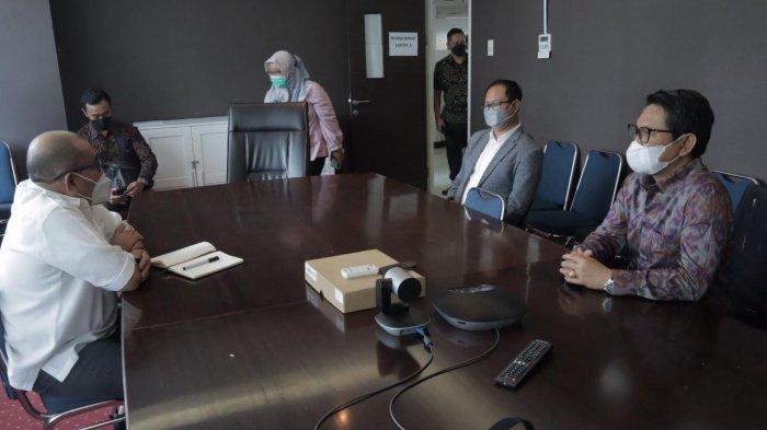 Kemendagri Akan Jadikan Badung Pilot Project Percepatan Pelaksanaan Smart City di Indonesia
