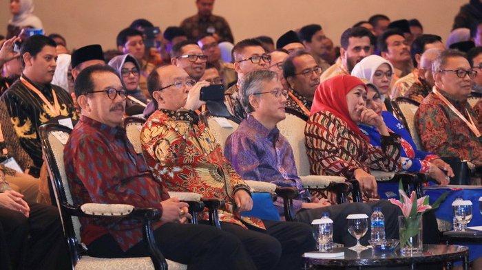 Wagub Bali Hadiri Rapat Konsultasi di Surabaya, Ini yang Disampaikannya